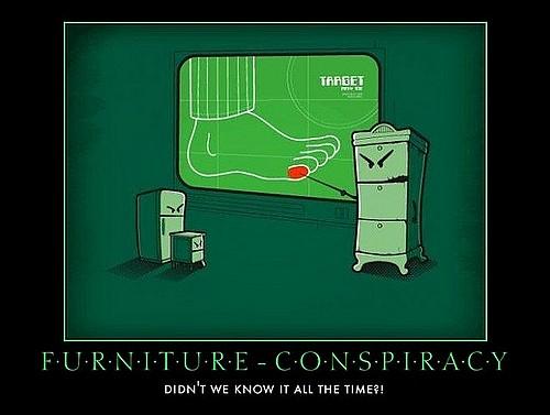 furniture conspiracy