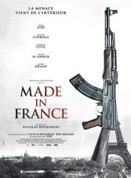 made in france - affiche du film