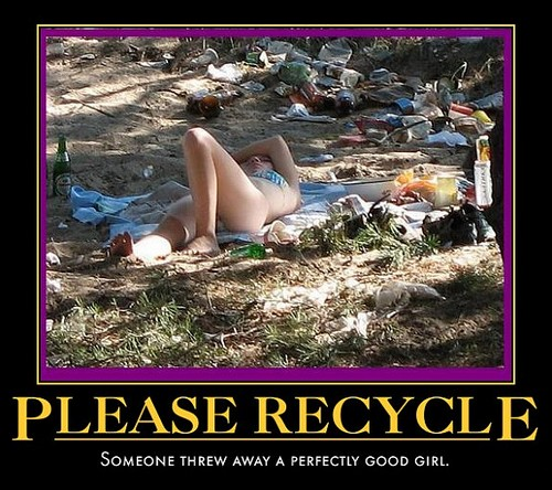 recycle good girl
