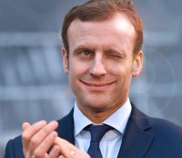 macron the magnificient