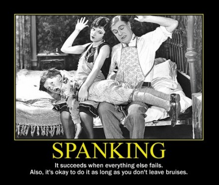 spanking - fessée