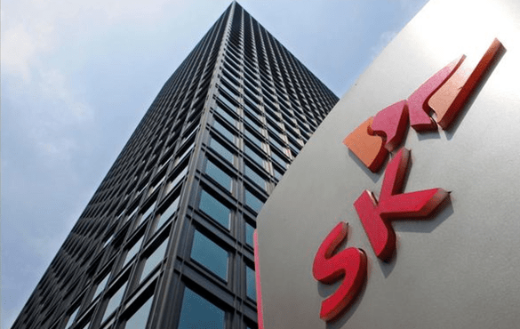 SK Group a strategic investment partnership with Plug Power