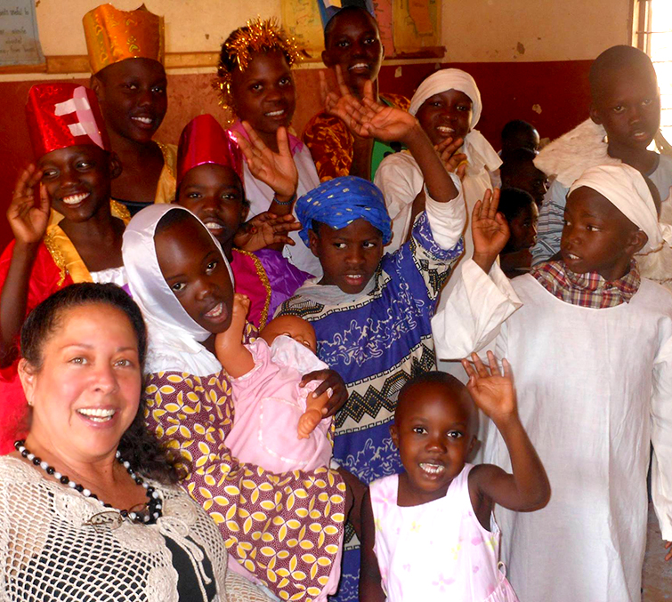 H2Hintl helping orphan children and widows in Africa