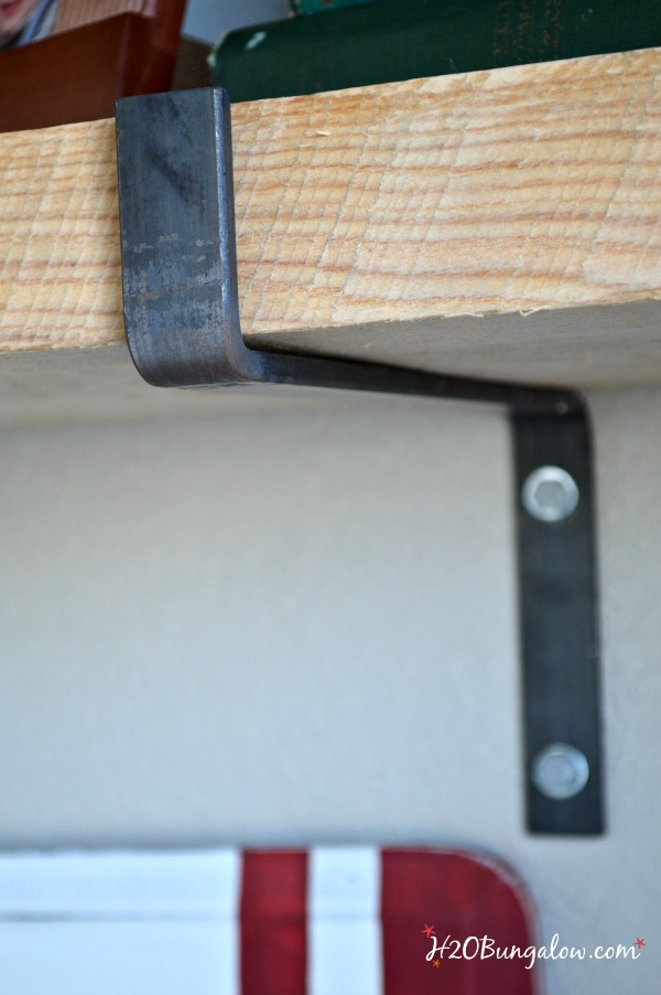 Chunky-2-inch-cypress-shelves-are-held-with-custom-steel-brackets-H2OBungalow