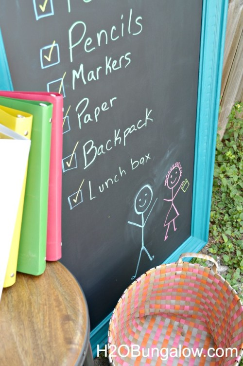 Make-A-Large-Chalkboard-From-A-Picture-Frame-H2OBungalow