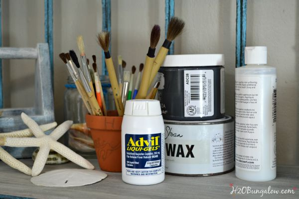 Furniture painting tips by H2OBungalow