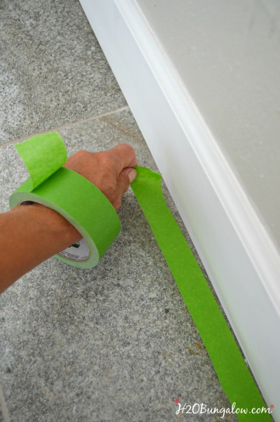 Painters-tape-tricks-for-perfect-painting-job-H2OBungalow