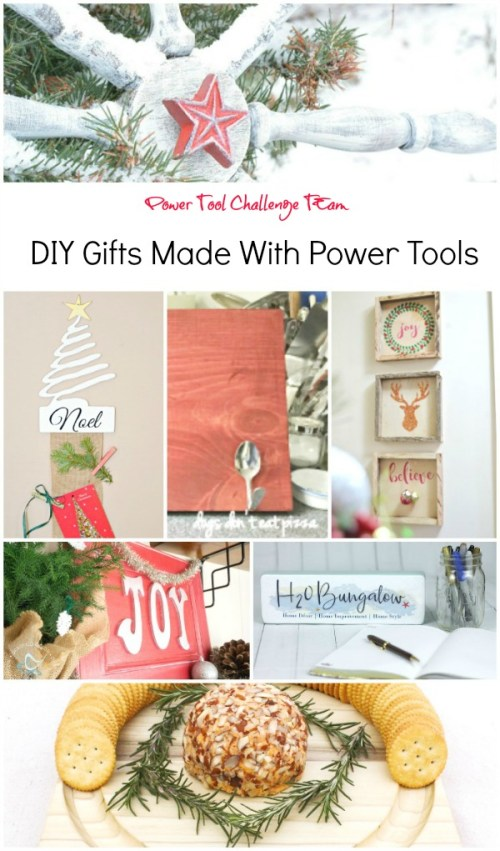 Creative DIY gift ideas for the holiday season. A DIY gift is fun to make and budget friendly too!