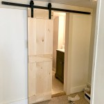 Interior Diy Double Barn Door Tutorial H2obungalow