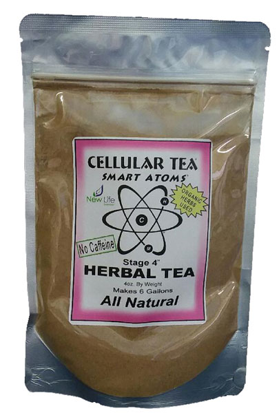Cellular Tea a Herbal Tea used to remove the toxins from body and prevent from lungs cancer