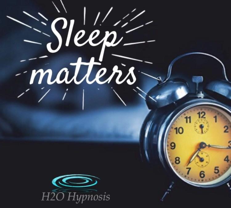 Sleep Matters