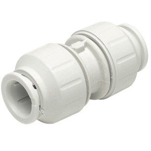 10mm Coupling (PEM0410W) Speedfit