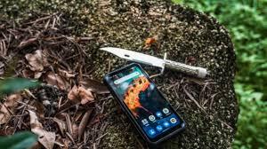 Oukitel WP15 rugged phone