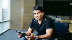 Biography of Byju Raveendran