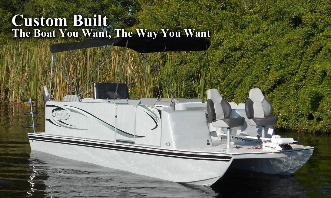 Wheelchair Ramp Pontoon Boat