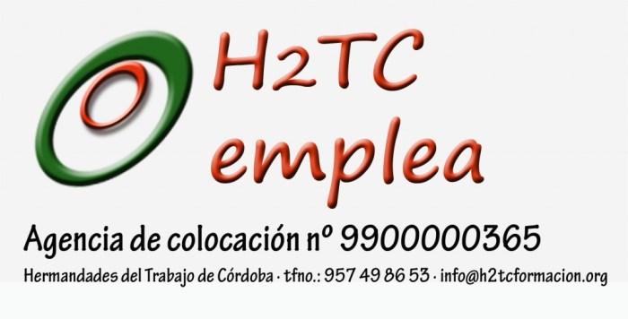 logo h2tcemplea agencia de colocación