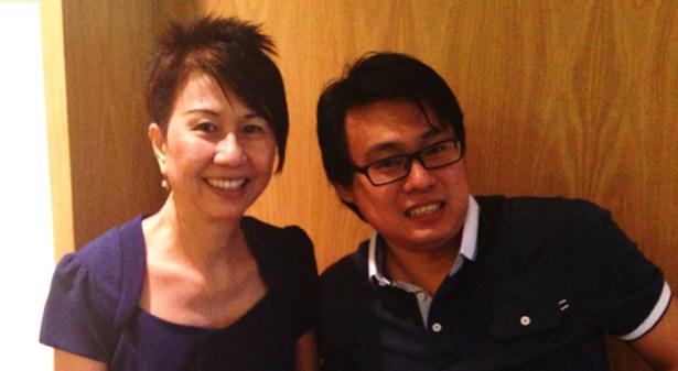St Joseph's Instituiton Educator - Miss Lee Siew Lian