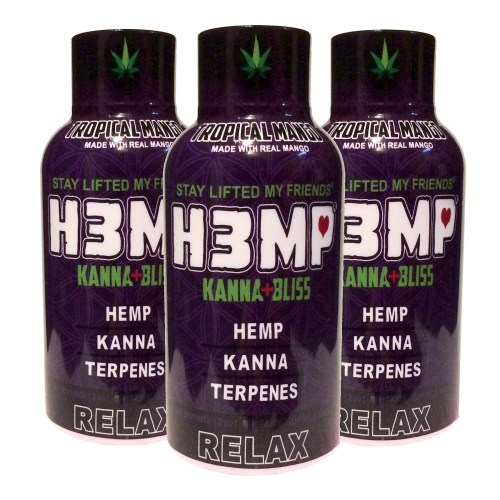 H3MP: RELAX SHOT – H3MP