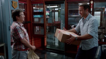 Awww...so few times do we get to see McG this happy and excited. <3