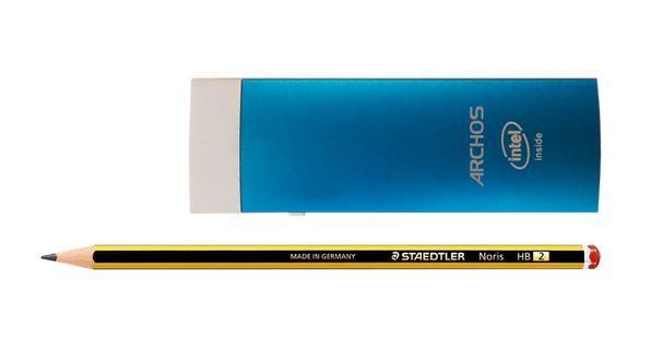archos pc stick taille d'un crayon