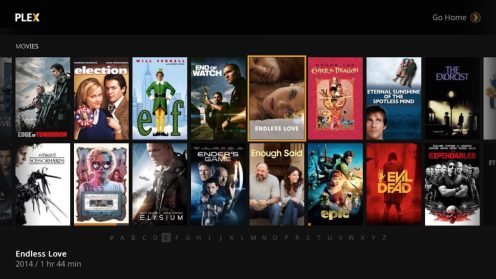 plex home cinema