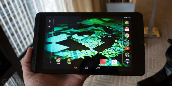 nvidia SHIELD Tablet 1