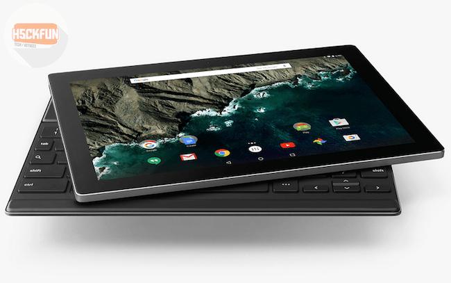 Pixel C tablette conférence de google 2015