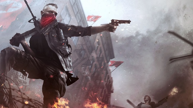 Homefront the Revolution test