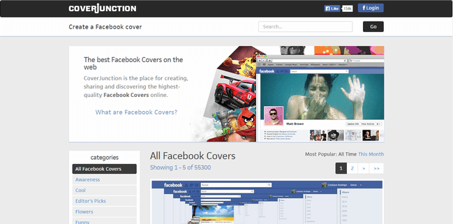 coverjunction photo de couverture facebook