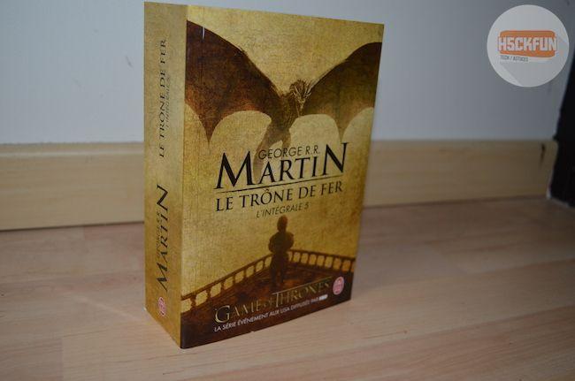 Livre Game of Thrones 5