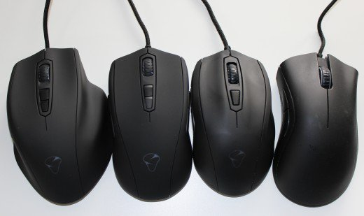 meilleure souris gaming 4