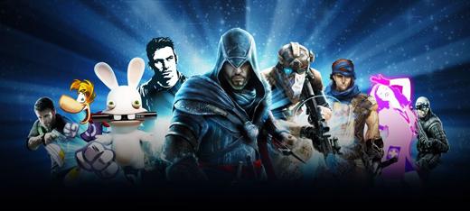 Petit tour de l'univers Ubisoft