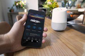 Compatibilité mobile avec Google Home