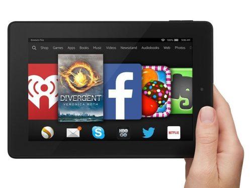 Tablette Amazon Fire 5
