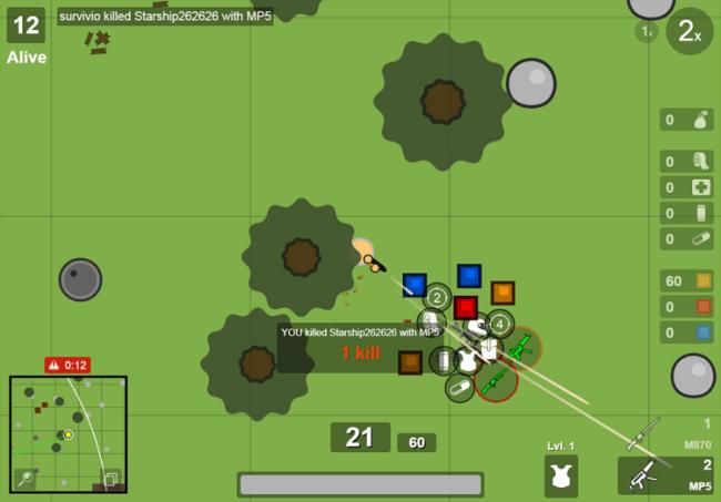 battle royale survivio