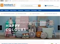 Review: webwinkel Handwerk.nl