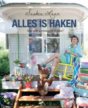 Review Alles is Haken Saskia laan