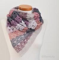 Haakpatroon Fijne Sjaal