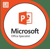 Microsoft Office Specialist PowerPoint