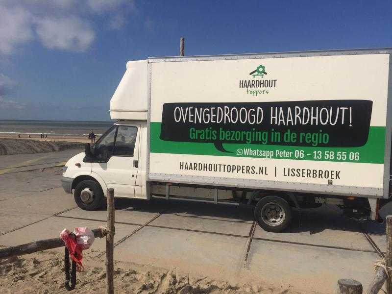 Haardhout kopen in Noordwijk - Haardhouttoppers.nl