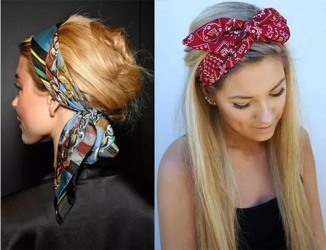 Styles Long Hair Headband
