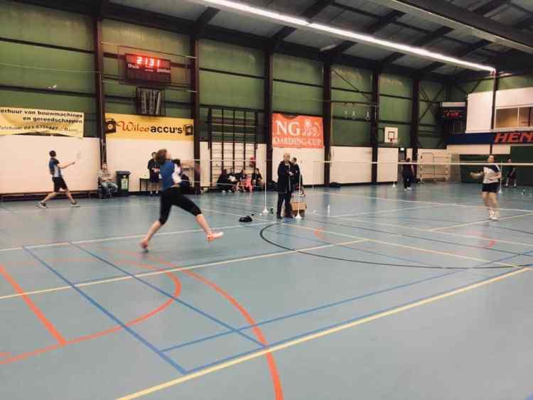 Foto: Badmintonclub Olympia