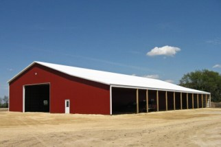 Ag Storage and Lean to