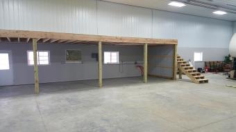 Interior Work Shop/Storage