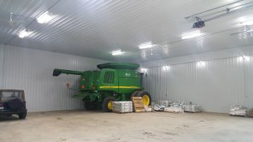Ag Storage Interior