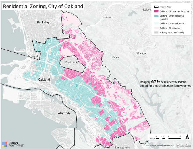 Single-Family Zoning in the San Francisco Bay Area