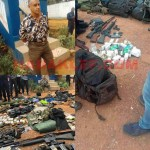 DSS Arrested French Citizen For Supplying Weapons to Nigerians Terrorists   See Details