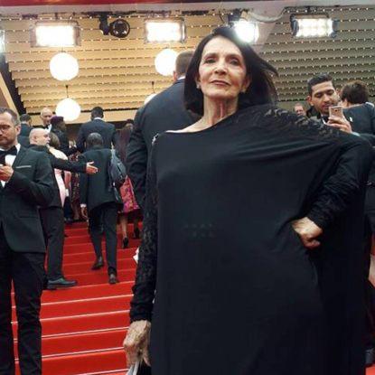 """Eslinda Núñez: """"Humberto decía que siempre iba a hacer cine conmigo"""""""