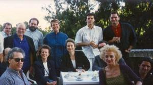 Alfredo Guevara e invitados del Festival