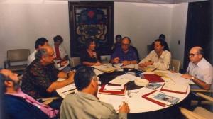 Reunión de la CACI